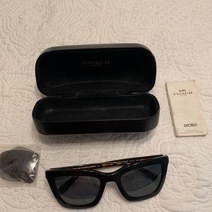 Coach Cat Eye Sunglasses